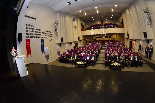 Memur Sen Trabzon buluşması yapıldı