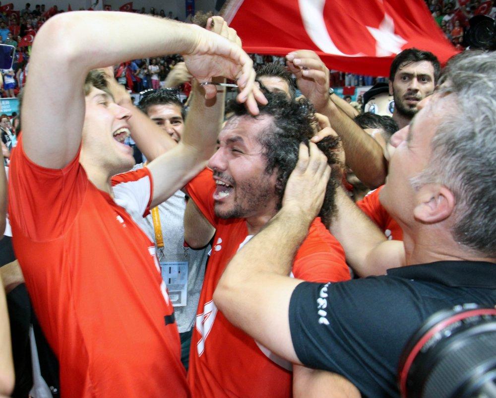 Olimpiyatlardan Türkiye'ye şampiyonluk