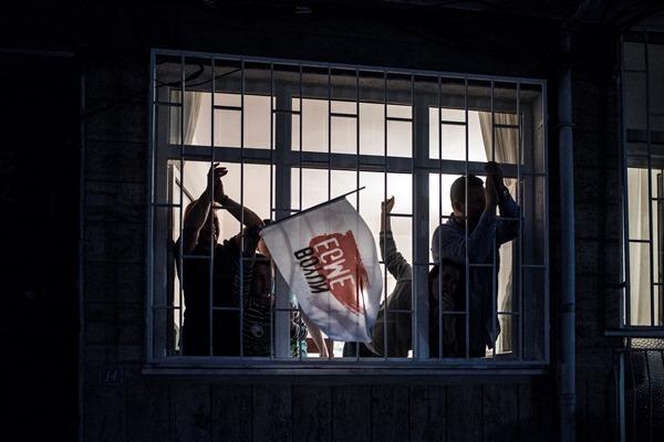 İstanbul'da referanduma tepki! Halk sokakta 1
