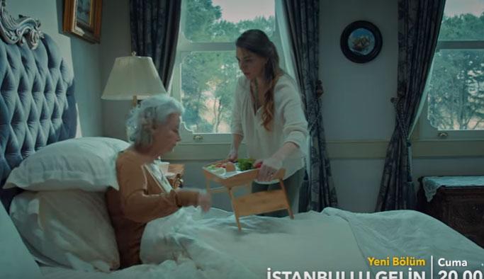 İstanbullu Gelin 8. bölüm fragmanı