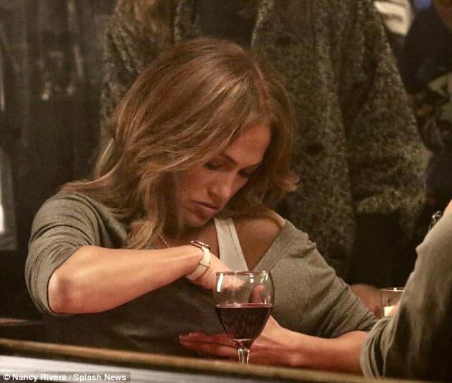 Jennifer Lopez'den iğrenç hareket!