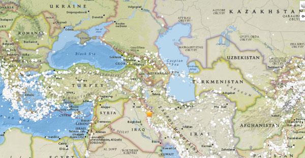 Süleymaniye depremi Hakkari- Lice deprem boşluğunu gündeme taşımıştır