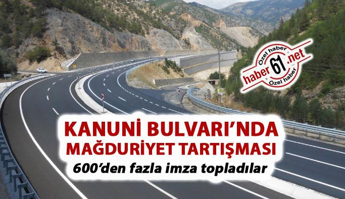 Gümrükçüoğlu'ndan Kanuni Bulvarı'nda istimlak tepkisine yanıt
