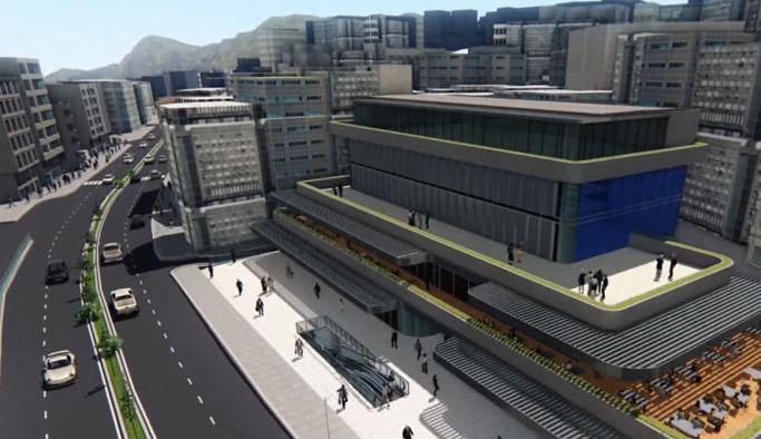 Katlı mekanik otopark inşaatı başlıyor