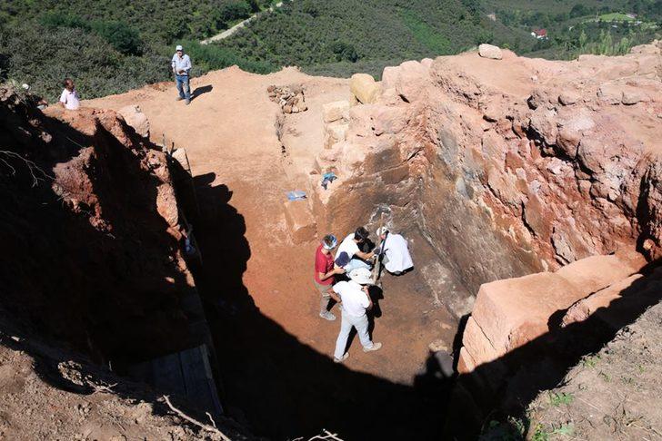 Kibele heykeli bulunan bölgede kazılar yeniden başlıyor