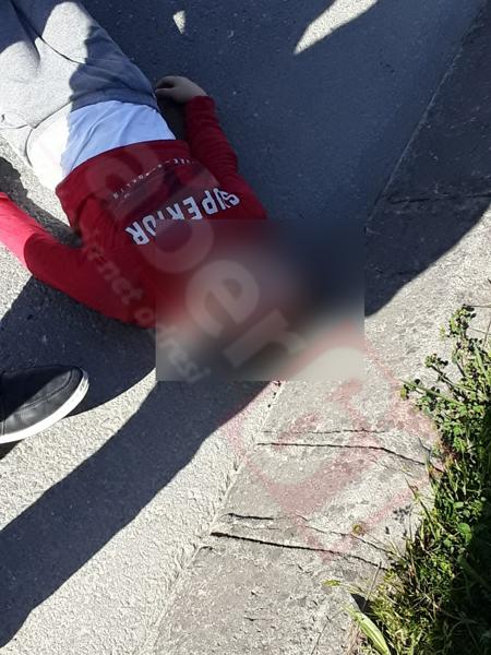 Trabzon'da acı kaza! Küçük çocuk ağır yaralandı