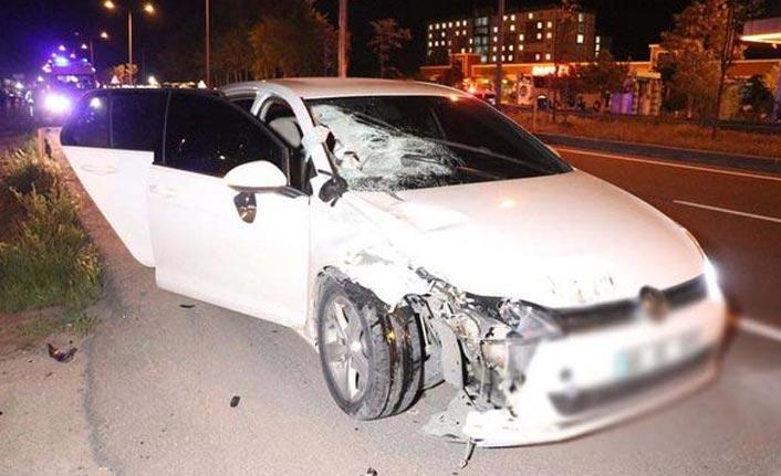 Otomobilin çarptığı üniversiteli genç kız hayatını kaybetti