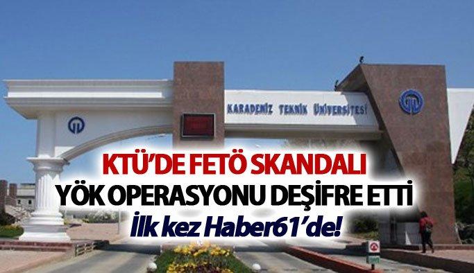 Trabzon'da 18'i KTÜ'de 29 kişi ihraç edildi