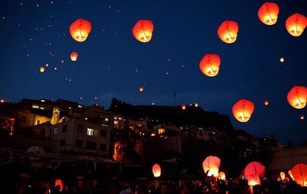 Mardin 'Uçurtma festivali' ile renklendi 4