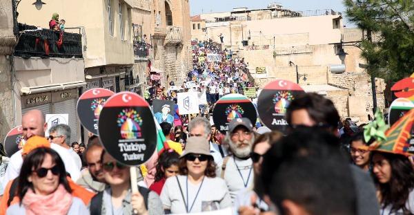 Mardin 'Uçurtma festivali' ile renklendi 3