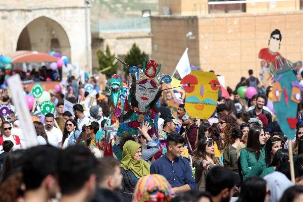 Mardin 'Uçurtma festivali' ile renklendi 7
