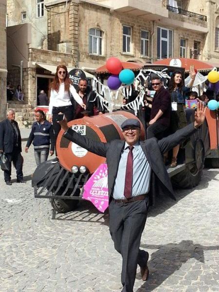 Mardin 'Uçurtma festivali' ile renklendi 8