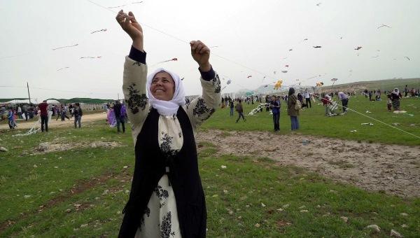 Mardin 'Uçurtma festivali' ile renklendi 1