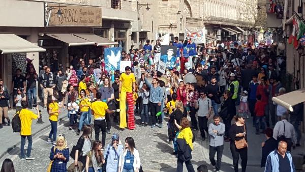 Mardin 'Uçurtma festivali' ile renklendi 2
