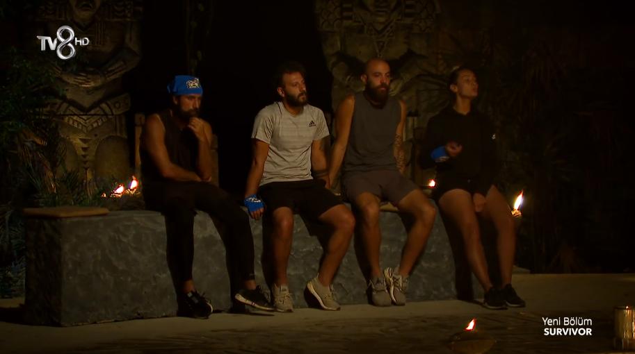 Survivor'da ilk eleme adayı kim oldu? 13 Haziran 2020 Cumartesi