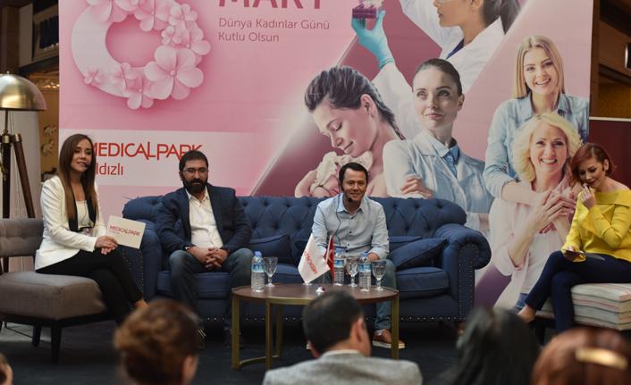 Medical Park Yıldızlı'dan 'Kadınlar için Güzel Yaşam' söyleşisi