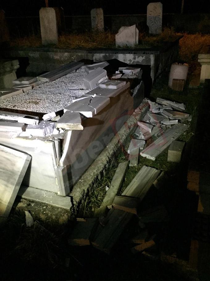 Trabzon'da şok eden olay! Köylüleri canından bezdiren mezarcı yakalandı