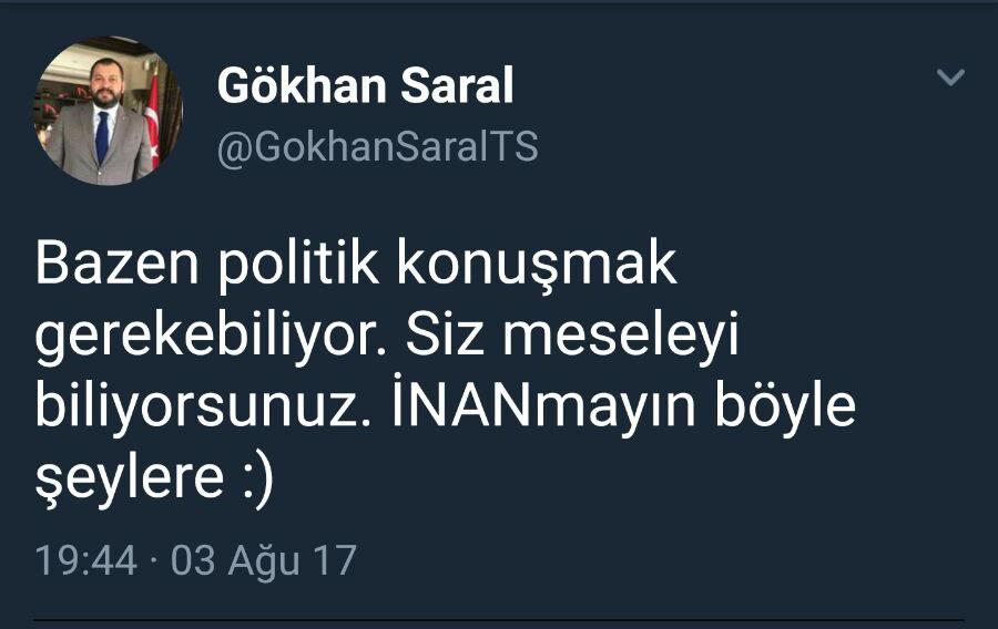 Bir garip açıklama! Trabzonspor yöneticisi kendi kendisini yalanladı