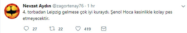 Trabzonspor yöneticisinden Şenol Güneş mesajı