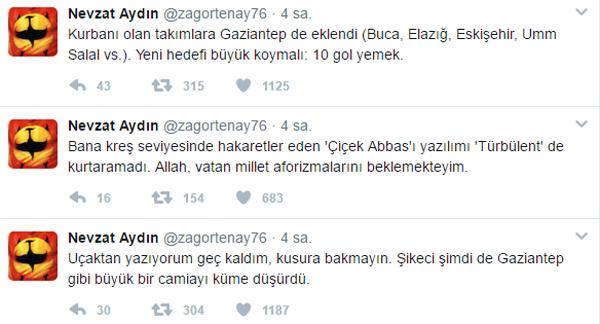 Trabzonspor yöneticisinden gönderme