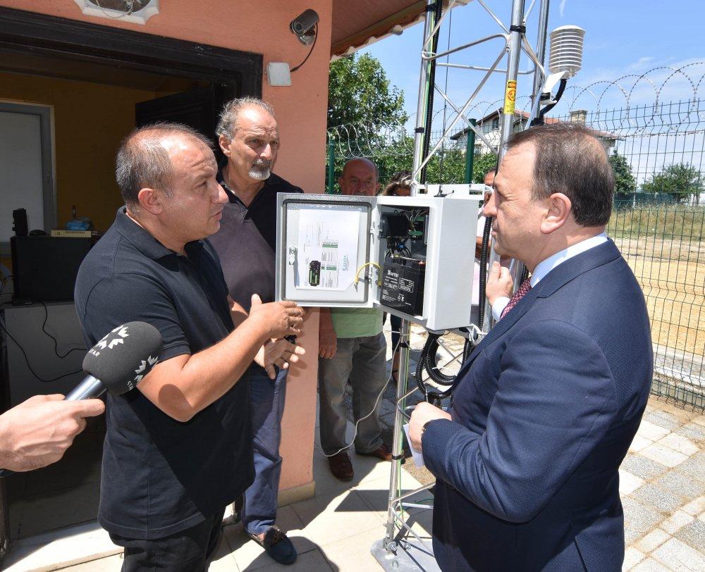 Deprem  için önemli buluş Türkiye'de