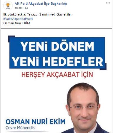 Akçaabat - Osman Nuri Ekim