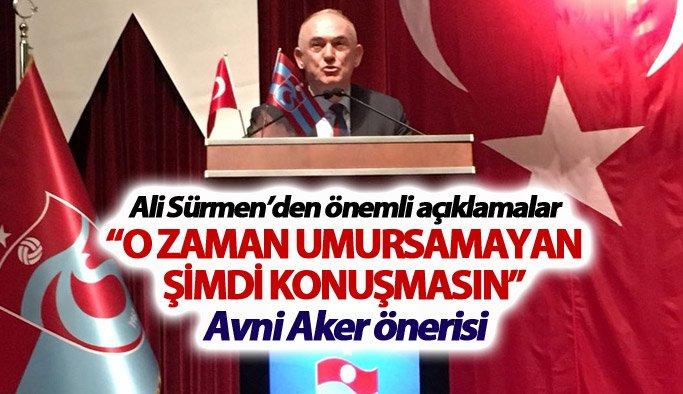 Trabzonspor Divan Kurulu'nda Kongre Heyecanı