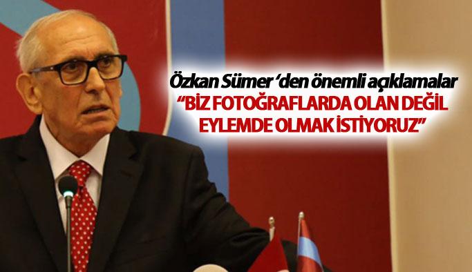 Trabzonspor Olağan Divan Kurulu toplantısı yapılıyor