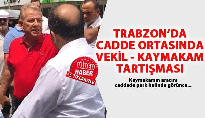 Trabzon'un gündemine oturan tartışmaya müdahil oldular