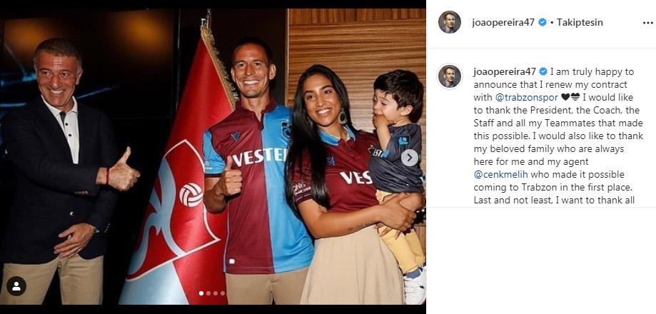 "Trabzonsporlu 3 oyuncudan ortak mesaj: ""Savaşmaya devam"""