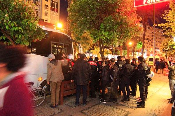 Referandum itirazına polis gözaltısı 4