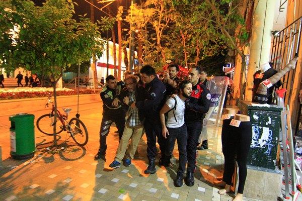 Referandum itirazına polis gözaltısı 3