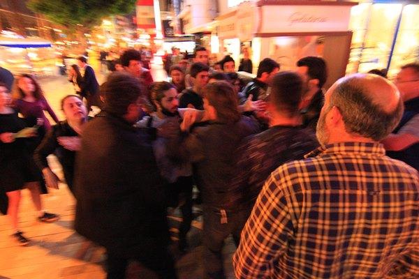 Referandum itirazına polis gözaltısı 2