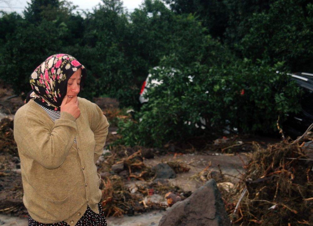 Rize'deki sel ve heyelanların raporu hazırlandı