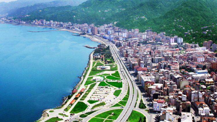 Türkiye'de havası temiz tek il Doğu Karadenizde!
