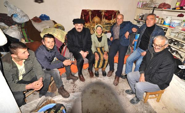 Trabzonlu Robinson Nineye horonlu kutlama