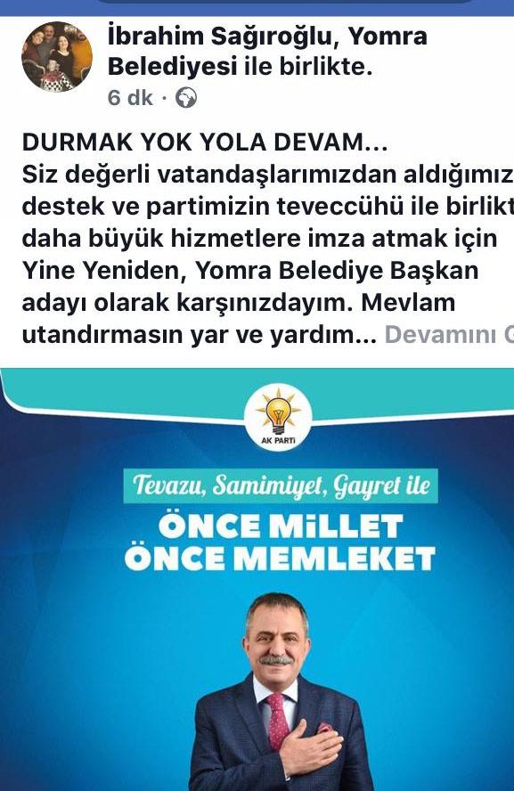 Yomra - İbrahim Sağıroğlu