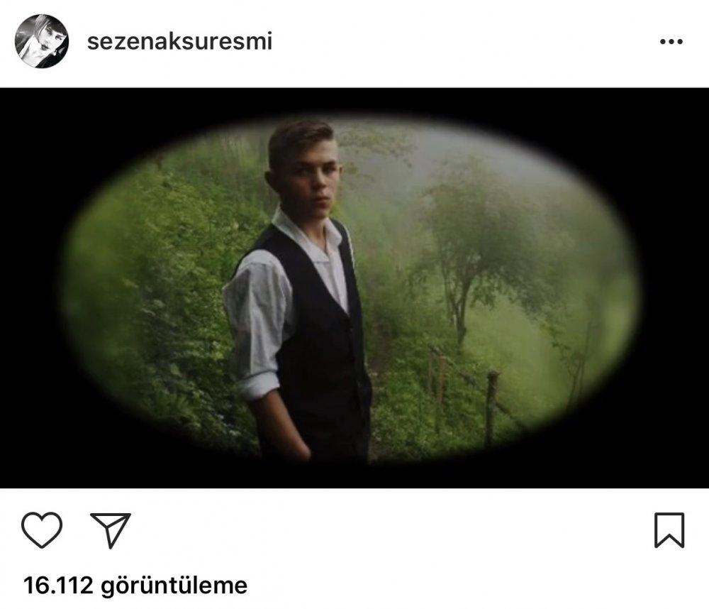 Sezen Aksu şehit Eren Bülbül'ü andı