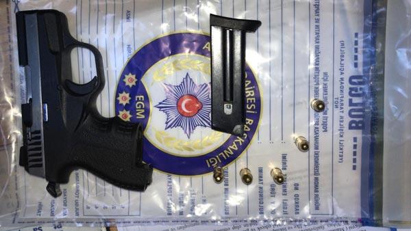 8 Yıl 8 ay cezası vardı - Trabzon'da yakalandı