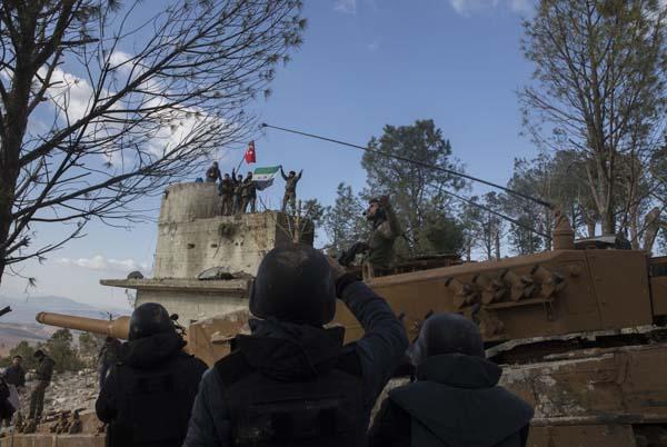 Afrin'de çok önemli tespit