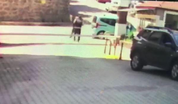 Trabzon'da sitenin özel güvenlik görevlisine yumruklu saldırı