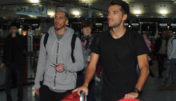 Mas ve Sosa da ülkelerine gitti