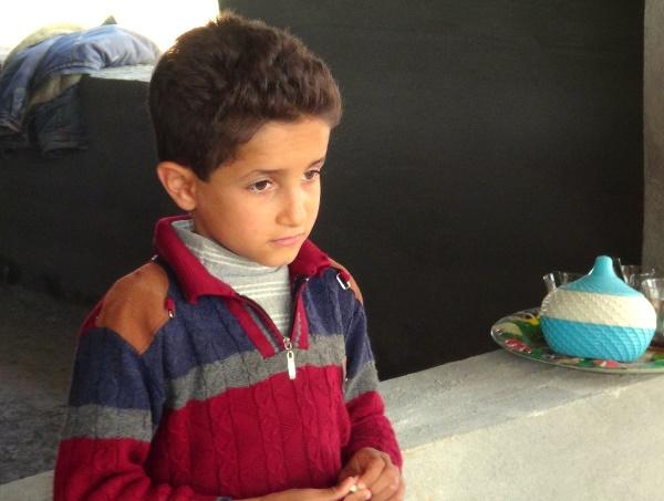 Suriyeli işçiler küçük çocuğa kazma kürekle işkence yaptı! 9