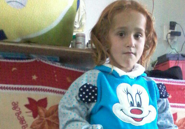 Suriyeli minik Ayşe'nin dramı yürek parçalıyor