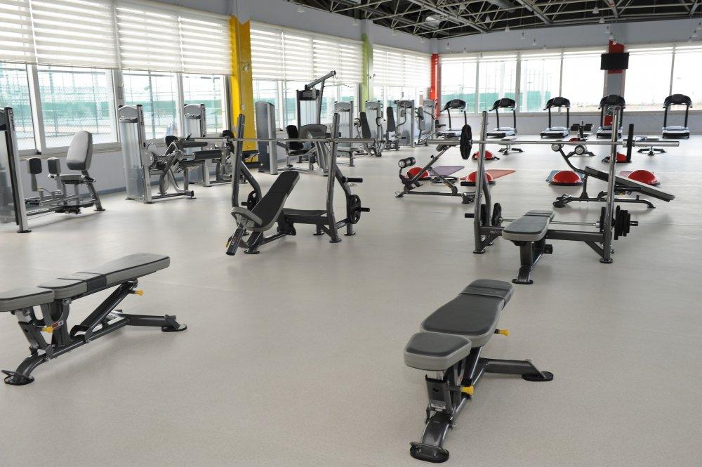 Trabzon'daki 76 tesis hazır bekliyor: Yeter ki spor yapmak isteyin!