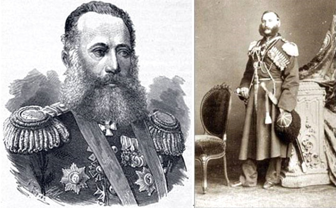 Tabuttaki Rus general Kafkasya Fatihi çıktı!