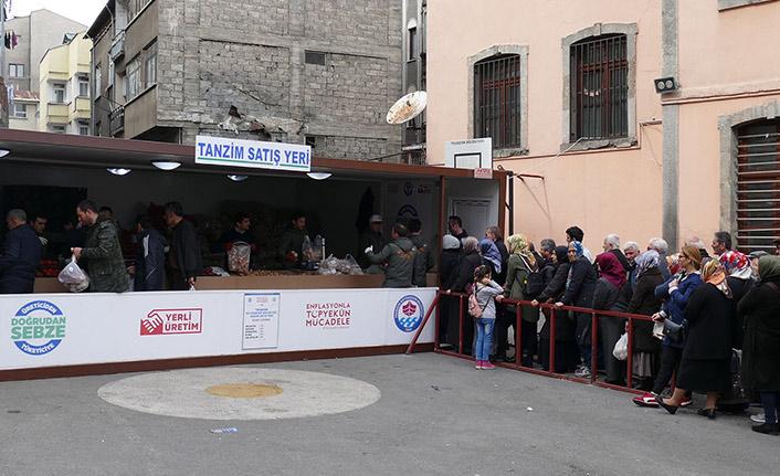 Trabzon'da yarın yeni tanzim satış yeri açılacak!
