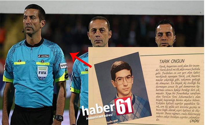 Fenerbahçe Trabzonspor'un yan hakemleri Kadıköylü ve Fenerbahçeli!