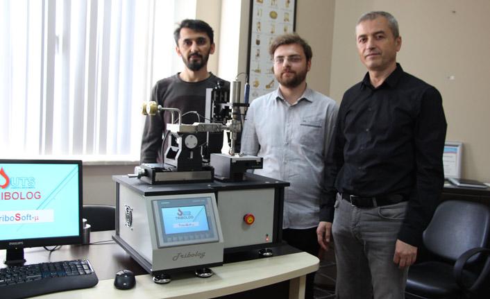 Türkiye'de ilk kez KTÜ'de üretildi!