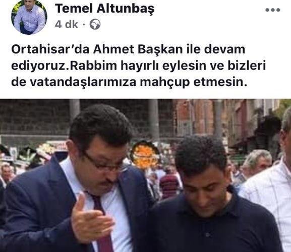 Ortahisar - Ahmet Metin Genç